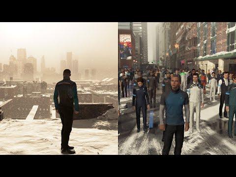 Detroit: Become Human (ИгроСтрим - 7)