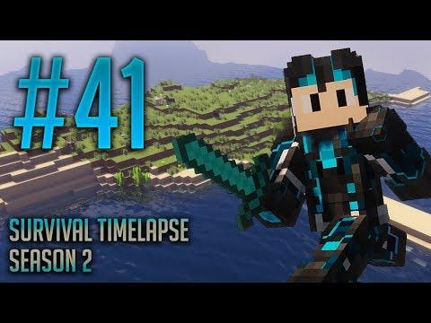 Big House Part 2! | Minecraft Survival Timelapse Season 2 Episode 41 | GD Venus | thumbnail