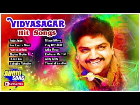Vidyasagar Tamil Hit Songs | Audio Jukebox | Evergreen Hits of Vidyasagar | Music Master