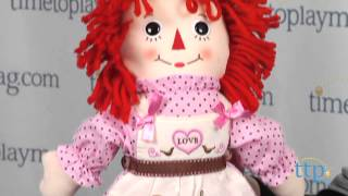 Raggedy Ann Sweet Dove from Aurora