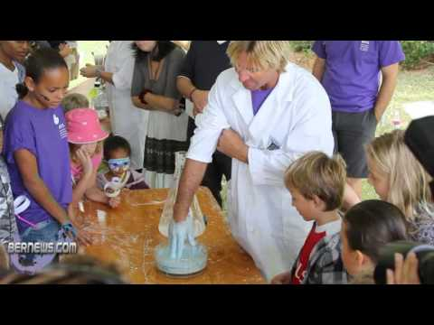 """Ooze"": BIOS Marine Science Day"