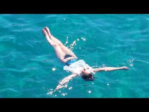 Miss Leonard Diving In Limassol (Marina)