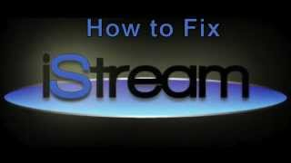 How to fix iStream on XBMC (April-May 2014)