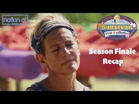 Survivor Edge of Extinction Season Finale Recap