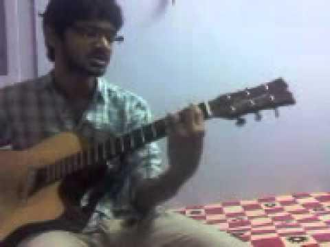 Kal ho na ho-Guitar chords - YouTube
