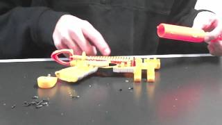 How to: The ULTIMATE Nerf Nitefinder Mod Tutorial (Size Reduction, Air Restrictor, Spring Mod)