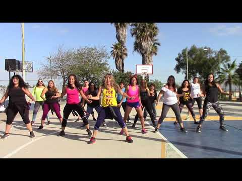 ZUMBA-LA DIABLA ALEX SENSATION,NICKY JAM