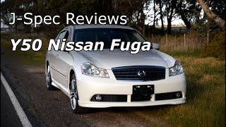 j-Spec reviews: Y50 Nissan Fuga