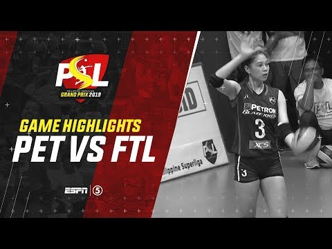 Highlights: Petron vs. F2 Logistics | PSL Grand Prix 2019