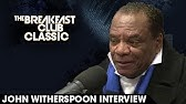 John Witherspoon Interview 2015 - Breakfast Club Classic