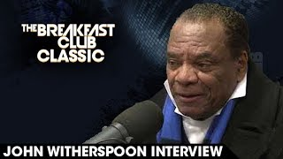 Download John Witherspoon Interview 2015 - Breakfast Club Classic Mp3 and Videos