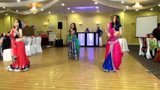 Indian Babyshower Dance