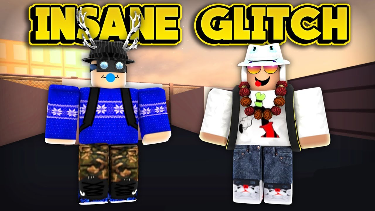 INSANE JEWELRY STORE GLITCH ROBLOX Jailbreak YouTube