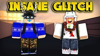 INSANE JEWELRY STORE GLITCH! (ROBLOX Jailbreak)