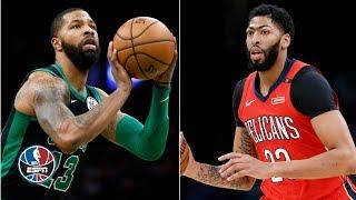 Anthony Davis' 41 points not enough vs. shorthanded Celtics | NBA Highlights