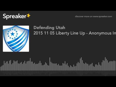 "Utah ""Anonymous"" Members, Interview by Defending Utah"