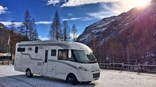 Video Laika Kreos 7009 - CamperOnTest Special - Motorhome review download MP3, 3GP, MP4, WEBM, AVI, FLV Agustus 2018