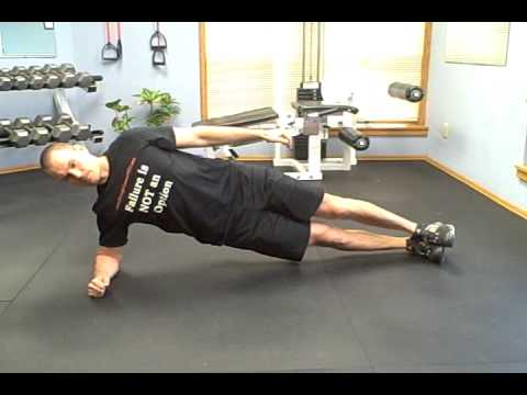 Side Plank (hold)
