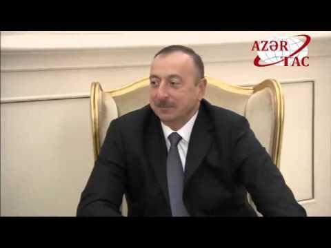 President Ilham Aliyev received Secretary General of the Socialist International