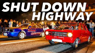 Cops Can T Stop These Races SWEDEN Street Racing
