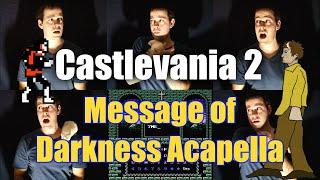 Castlevania 2 Message of Darkness Acapella - Jaron Davis
