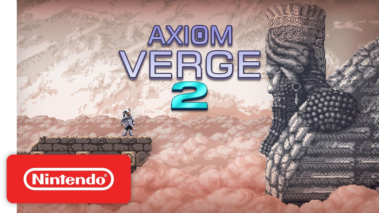 Announcement Trailer για το Axiom Verge 2