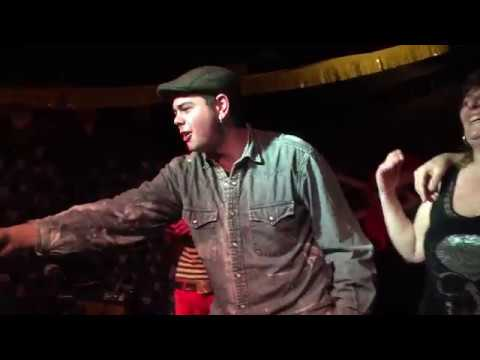Electrorruta & Ander Muñoz - Circus @ Circus Cerdanyola (23/12/17)