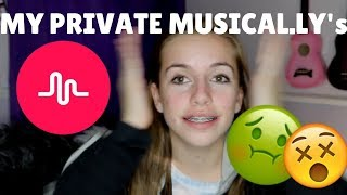 Reacting to my haters musical.ly