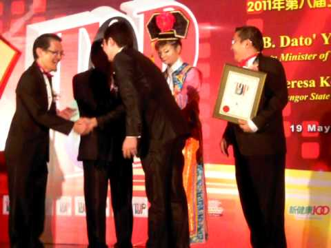 Asia Pacific TOP CEO 2011