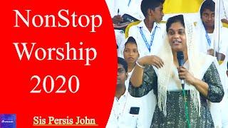 Sis. Persis John [ New Christian Nonstop  Worship 2020 ] Manna Television