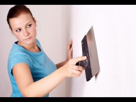 видео: Как выравнивать стены видео своими руками