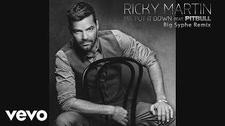 Ricky Martin - Mr. Put It Down ft. Pitbull  (Big Syphe Audio Remix)