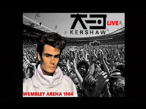Nik Kershaw LIVE at Wembley Arena 1984