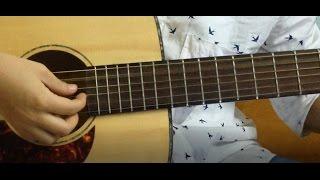 Anh sẽ tốt mà - Phạm Hồng Phước ft Thùy Chi (Guitar Cover Acoustic Hay By Hương Lan) Có lời/ Tone nữ