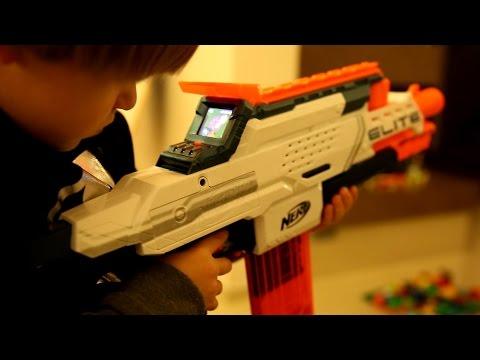 Best Nerf Gun Toy Ever: Elite Nerf Cam ECS-12