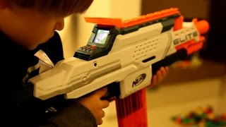 Best Nerf Gun Toy Ever: Elite Nerf Cam ECS-12