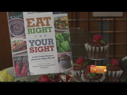 Eat Right For Your Sight Eating habits supporting healthier eyesight