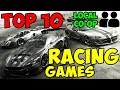 Top 10 Best Local Multiplayer Racing Games (My ranking) / Splitscreen / Same PC