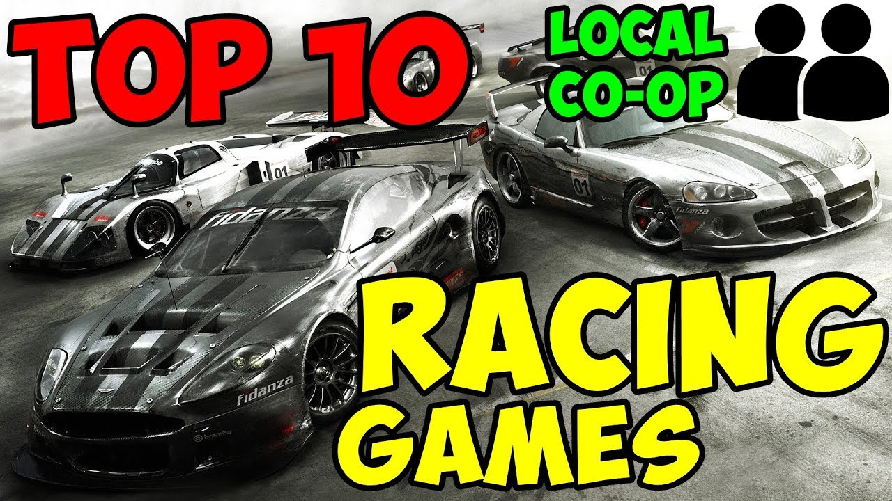 Best Local Multiplayer Racing Games Xbox 360 Gameswalls Org