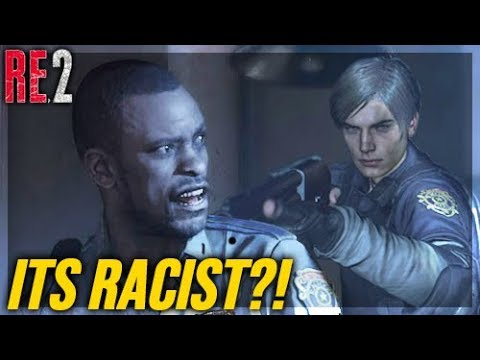 Resident Evil 2 Remake is apparently Racist Anti Progressive and More