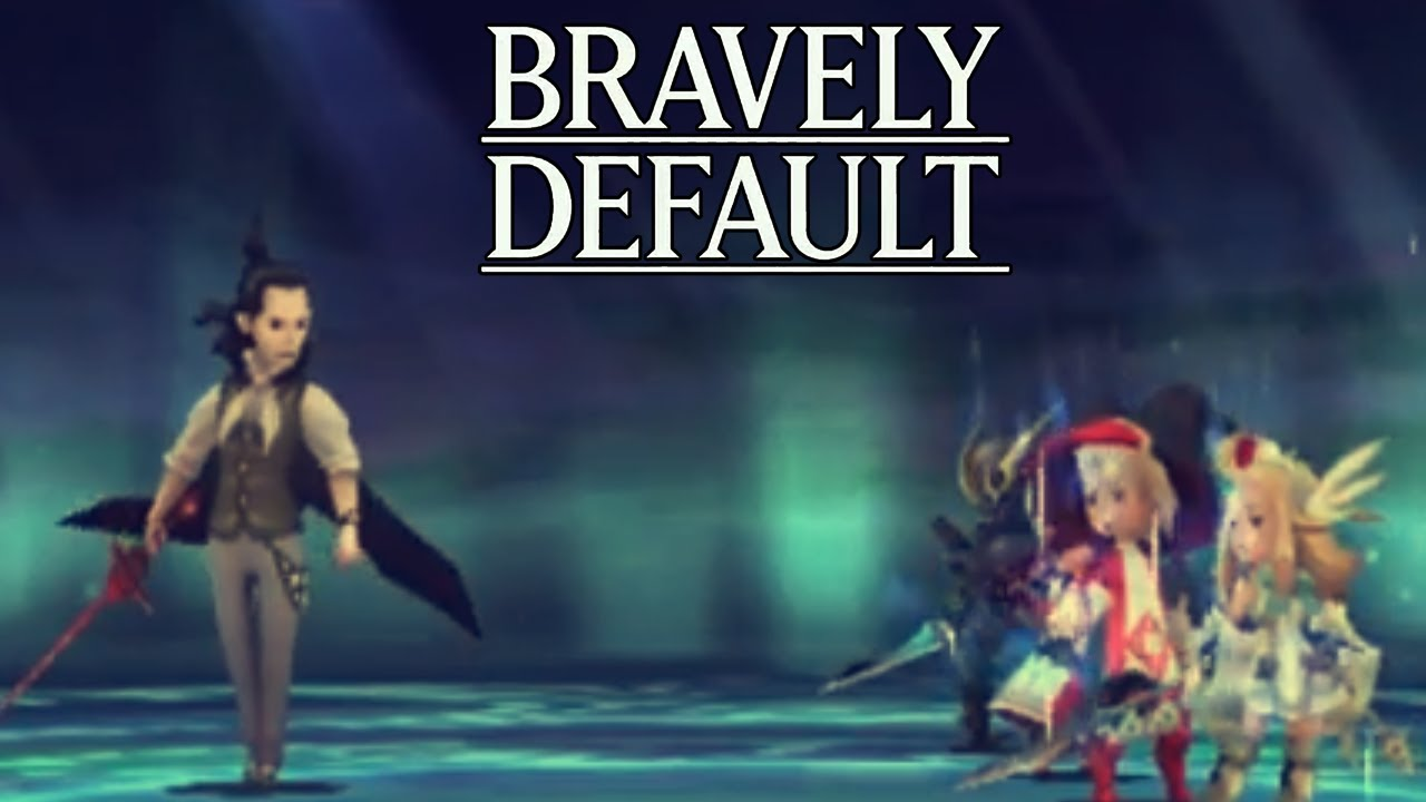 how to play bravely default on citra