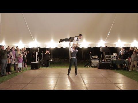 Noah and PJ's Surprise Wedding First Dance