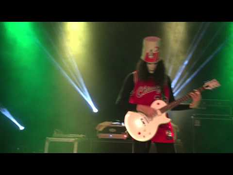 Buckethead - Want Some Slaw? (Live) - The Vogue 4/28/16