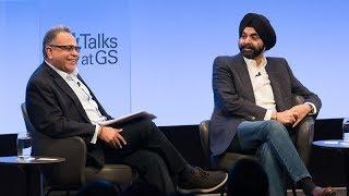 Ajay Banga – President and CEO, Mastercard