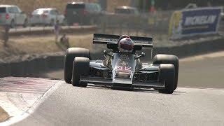 2018 Rolex Monterey Motorsport Reunion — F1