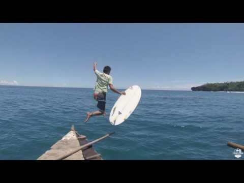 Surfing Eastern Samar 2016