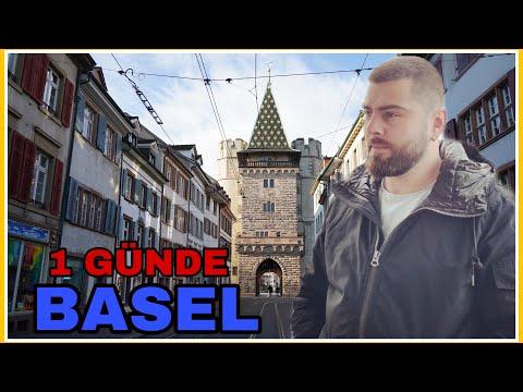 BASEL GEZİSİ / 1 GÜNDE BASEL