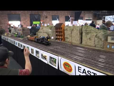 Elsecar Garden Railway Show 2015