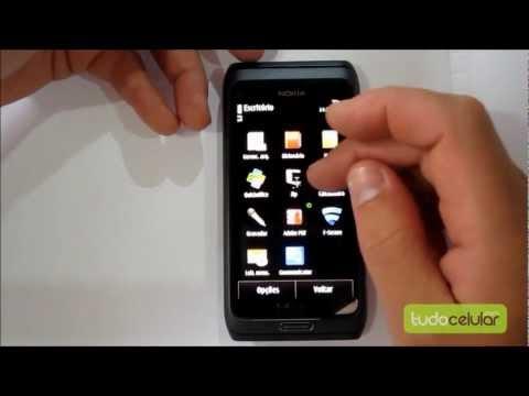 Nokia E7: Prova em Vídeo | Tudocelular.com