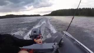 На Рибалці в Литві.Вісагінас-День 2